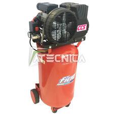 Compressore d'aria verticale 90Lt Fiac TOTEM CCS 268 M a cinghia 2HP 1,5Kw