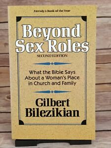 Beyond sex roles: a guide for the study of female roles in the Bible by Gilbert