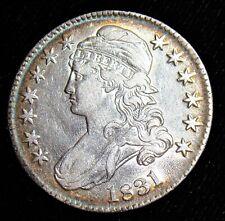 1831 50C Bust Half Dollar
