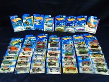 Hot Wheels Diecast Toy Car Lot of 51 Sealed