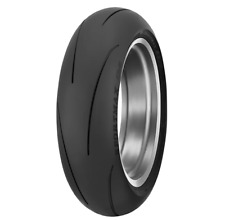 DUNLOP Q4 MOTORCYCLE TYRE REAR 190/50ZR17 - #DQ417195
