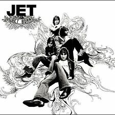 Jet - Get Born (Hard Rock) (CD, Oct-2003, Elektra (Label))