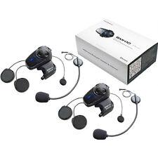 Sena SMH10 Bluetooth Motorcycle Intercom Universal Headset Dual Units SMH10D-11