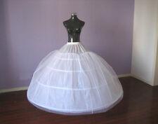 Augmenter la taille! Grande taille Robe de mariée jupon  cerceaux