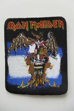 Iron Maiden the evil that men do Sew On patch music
