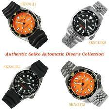 Seiko SKX013 SKX013K1 SKX013K2 SKX011 SKX011J1 SKX011J2 Jub Rubber Diving Watch