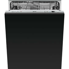 Smeg DI613ATP A+++ Fully Integrated Dishwasher Full Size 60cm 13 Place Silver
