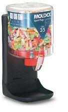 Ear plugs Moldex 7825 - 7850 Sparkplugs Station Refill Tank Clear Dispenser