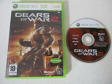 GEARS OF WAR 2 - MICROSOFT XBOX 360 - JEU X BOX 360