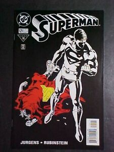 SUPERMAN #121! NM- 1997 DC COMICS