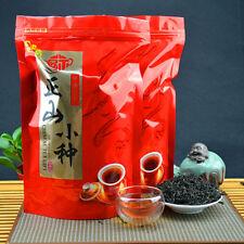 250g Biologique Libre Chinoises Wuyi Lapsang Souchong Premium Thé Noir Feuille