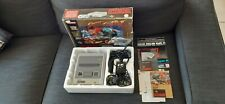 Console Super Nintendo SNES Pack Street Fighter 2 II en boite