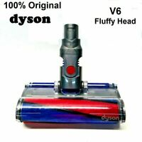 New Authentic Genuine Dyson V6 Animal Fluffy Soft Cleaner Brush Head