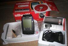 Agenda electrónica DaVinci de la marca Olivetti