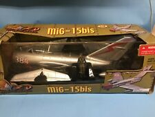 Ultimate Soldier Mig - 15bis Korea  Series NEW IN BOX OLD STORE STOCK 1:18 scale