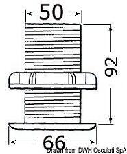 Trasduttore Raymarine M78713-PZ | Marca Raymarine | 29.600.13