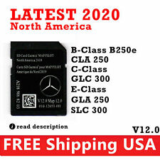 Mercedes Benz SD Card A2189068203 Navigation Garmin Pilot GPS 2019 2020