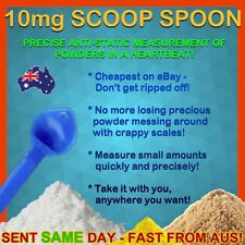 Mg scoop measuring spoon small tiny powder nootropics noopept 10mg