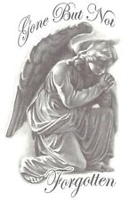 Religious Gone but not forgotten Temporary Tattoo NEW!