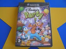 DISNEY'S PARTY -  GAMECUBE - Wii Compatible