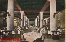 Postcard Dining Room Gunter Hotel San Antonio Texas