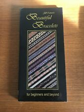 """Beautiful Bracelets"" for Beginners and Beyond by Jill Oxton ~ Spiral Book 2006"