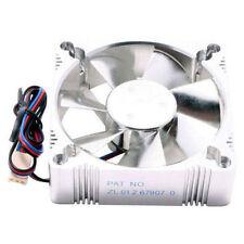 Evercool ALED9225B 92mm x 25mm Aluminum cooling Fan 4 Color LED Cooler