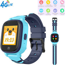 4G Kids Smart Watch Phone SOS Call Anti-lost Voice Chat for Boys Girls School