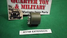 Jeep Willys MB GPW WWII Truck Dash light spacer or extension A1748  G503