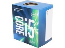 INTEL CPU QUAD-CORE I5-7400 3GHZ 6MB CACHE SOCKET 1151