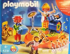 Playmobil Circus 🎪Musical Band w/Monkey #4231 - Brand New in Factory Sealed Box