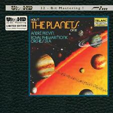 Holst The Planets UltraHD CD Limited Edition LIMUHD058LE