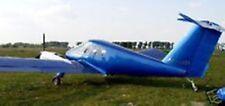 A-28 Aeroprakt Airplane Russia Mahogany Kiln Wood Model Large