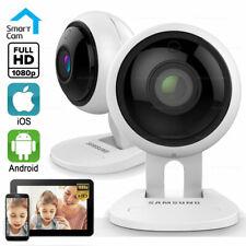 Samsung Wisnet SmartCam 1080P WiFi Indoor Surveillance Security Camera System