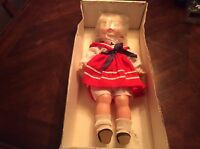 Effanbee Doll 1978 Marked Number 1678 Original Outfit