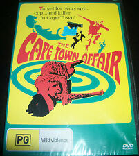 Cape Town Affair (James Brolin Claire Trevor (All Region) DVD - NEW