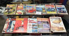 53 Vintage Classic Car Magazine Lot Hot Rod Used Huge Lot