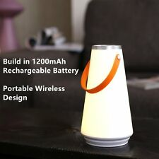 Indoor Outdoor Portable Night Light USB Rechargeable Dimmable Touch Control Lamp