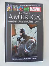Offizielle Marvel Comic Sammlung - Bd. 53 Captain America - Der Auserwälte. Z. 1
