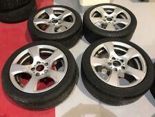 BMW E90 E91 E92 E93 Sternspeiche 157 ALUFELGEN 225 45 R17 TN 6770239 DUNLOP RSC