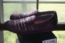 Converse Chuck Taylor All Star Deck Black Purple Rust Sz 12 Shoe MSRP $200