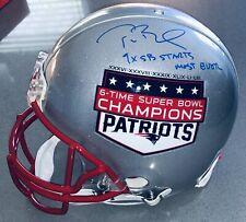 TRISTAR Productions Tom Brady Original Autographed Football
