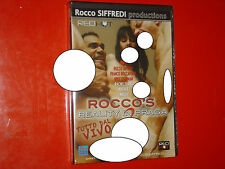 """DVD SEALED""""ROCCO'S REALITY IN PRAGA 2""""R.SIFFREDI-RACHEL EVANS-NATALIE-110M ITA"""