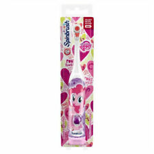 Arm & Hammer My Little Pony Pinky Pie Kid's Spinbrush Powered Toothbrush NEW