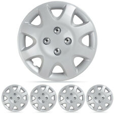 14 Inch Hubcaps Covers 4 Pieces Set Hub Caps ABS Wheel Durable Protection