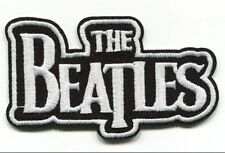 Embroidered Iron on patches The Beatles Music Band 030