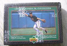 Upper Deck 1996 Cal Ripken Jr. Collection SEALED! 22 oversized cards w/gold foil