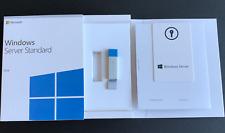 Windows Server 2019 Standard 2Cpu 16 Core New Sealed Box Usb Flash Drive