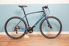2016 Specialized Sirrus Elite Disc Complete Hybrid Bike, Large Navy Blue