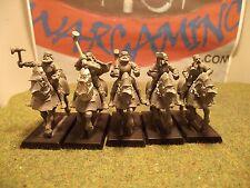 Warhammer Fantasy Imperio/freeguild caballería pesada con Warhammers. fuera de imprenta (G847)